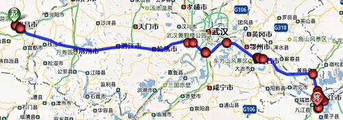 合福高铁线路图
